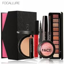 focallure daily use cosmetics makeup sets make up cosmetics gift set tool kit makeup gift dhl free makeup makeup palettes from integrity178