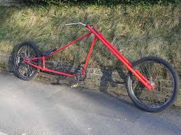 budget chopper bicycle 17 steps