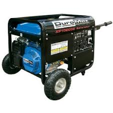 portable generators. DuroMax XP10000E Portable Generator Generators P