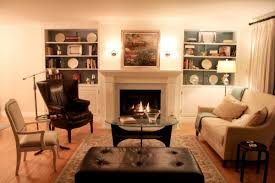 fireplace living room. living room remodel, adding a fireplace and built in bookshelves (2) r