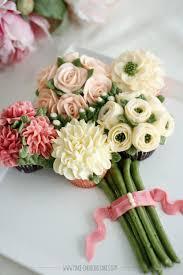 Cake Buttercream Flowers Cupcakesbouquet 2476068 Weddbook
