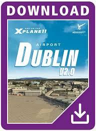 Sequ Airport Charts Aerosoft Airport Dublin V2 0 Xp The Capital Airport Of