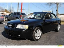 2002 Audi A6 2.7T quattro Sedan in Brilliant Black - 031787 ...