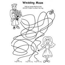 Elegant Wedding Coloring Pages For Kids Coloring Pages