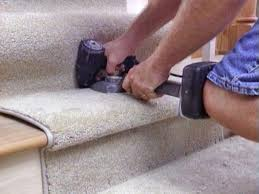 Carpet Options For Stairs How To Install A Carpet Runner On Stairs Hgtv