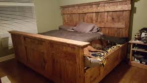california king bed frame. Cal King Bed Frame Wooden With Dog Insert California Size For