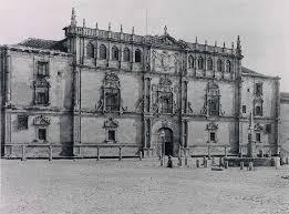 Colegio Mayor de San Ildefonso - Wikipedia, la enciclopedia libre