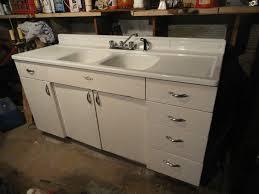 vintage 14 piece youngstown mullins kitchen metal cabinets sink