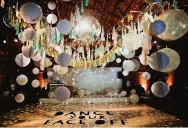 Decorative Disco Ball Inspiration Amazing Dance Floor Wedding Reception Balloons Disco Ball And
