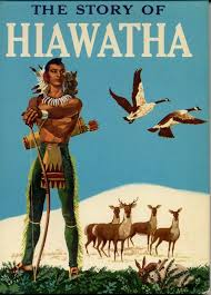 best the song of hiawatha images baby books  the story of hiawatha henry wadsworth longfellow adapted by allen chaffee illustrated