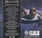 Countdown to Extinction [Bonus Track] [Remastered]