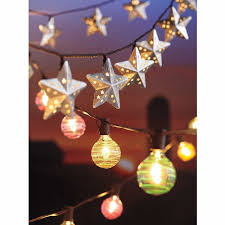 patio light fixture decorative string lights bed bath and beyond decorative star string lights