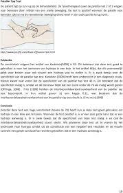 Retropatellaire chondropathie test