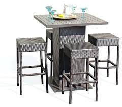 new patio bar table or amazing of outdoor bar table and chairs with outdoor pub table patio bar table