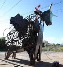 Sculptures monumentales - Yves Cass Artiste