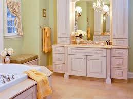 Bathroom Storage Cabinets Floor Modular Bathroom Cabinets Hgtv