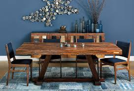 mid century modern dining room sets