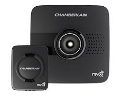 wifi garage door opener genieChamberlain MYQG0201 MyQGarage Controls Your Garage Door Opener