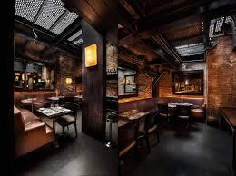 restaurant kitchen lighting. Vintage Kitchen Restaurant Ideas With Brick Wall Mercer Design, Mounted Lighting Box