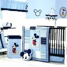 staggering baby mickey mouse bedding set b1930571 mickey crib bedding set baby mickey mouse crib bedding