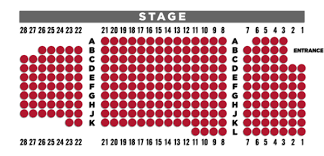 American Players Theater Seating Chart Individual Tickets Community Players