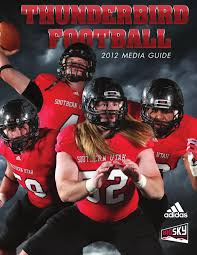 Southern Football - Media University Guide Suu Athletics Issuu By 2012 Utah