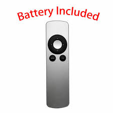 for-apple New MC377LLA Replace Remote Control fit for Apple TV Music System  Mac w Battery