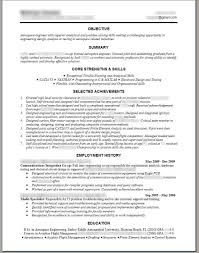 Resume Template Example Blank Cv Ireland 51 Templates Throughout