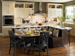 Small Kitchen With Island Antique Kitchen Islands Pictures Ideas Tips From Hgtv Hgtv