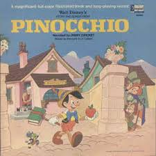 Small Picture Jiminy Cricket Walt Disneys Story And Songs From Pinocchio