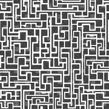 Labyrinth Patterns Unique Decorating Ideas
