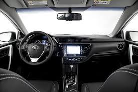 Corolla Xrs Interior - Auto Express
