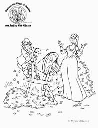 Fantasy And Dragon Coloring Pages For Fairy Tale Coloring Sheets
