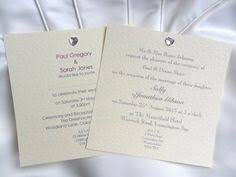 made for two' wedding invitation cards www weddingheart co Wedding Invitations Uk Not On The High Street square diamante wedding invitations are £1 10 each, visit www wedding invitations uk high street