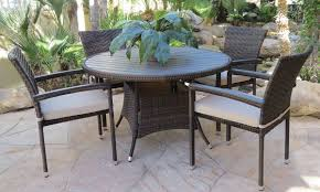 Simi 5 pc Outdoor Dining Room Furniture