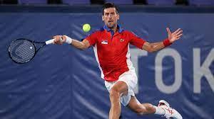 Olympia 2021: Novak Djokovic lässt Kei ...
