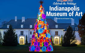 tree lighting indianapolis. Family Fun At The IMA For Holidays   2015 Tree Lighting Indianapolis