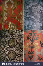 Spanish Fabric Designs Fortuny Fabric Patterns Ndetails Of Printed Fabrics By