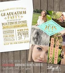 Make Your Own Graduation Announcements Custom Graduation Invitation Make Your Own Graduation Announcements
