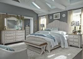 antique white bedroom sets. Farmhouse Reimagined Antique White Panel Bedroom Set Antique White Bedroom Sets H