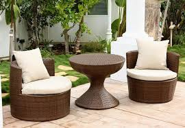 adams manufacturing quik fold white 3 piece patio set cafe set 8590 48 best ing home decor carlisle 3 piece patio set brown metal frame