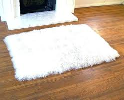 small fluffy rug small white rug white fluffy faux fur rug faux sheepskin rugs love rugs