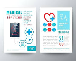 Pamplet Templates Bi Fold Pamphlet Template Word Brochure Health Care Helenamontana Info