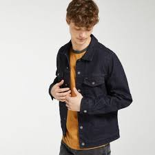 Men's Denim Trucker Jacket - Timberland