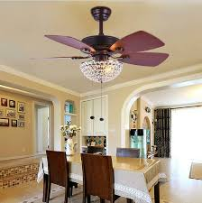 36 tiffany crystal ceiling fan light chandelier ceiling fixtures w pull chain