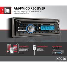 dual electronics xd250 detachable lcd single din car stereo with Dual Stereo Wiring Harness dual electronics xd250 detachable lcd single din car stereo with built in cd, usb