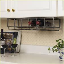 wine rack cabinet. Under The Cabinet Wine Rack