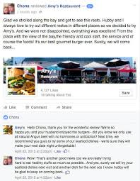 restaurant review examples how to respond to positive and negative reviews template
