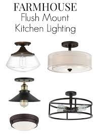 Farmhouse Style Lighting Farmhouse Kitchen Lighting Ideas Kitchen Lighting Fixtures