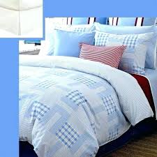 bed set duvet sets tommy hilfiger cover th denim blue heaven full queen navy colour block
